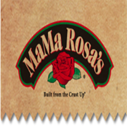 MaMa Rosa's in Sidney, OH. Frozen pizza.
