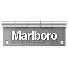 Marlboro Mfg., Inc. in Alliance, OH. Continuous, butt, slip joint & weld-on hinges, including laser cutting services, dies, hinge stamping systems & carbide grinding.