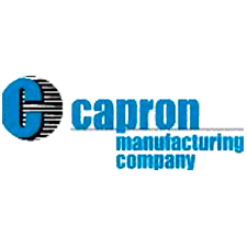 Capron Mfg. Co. in Capron, IL. Nickel & chrome plating, powder coating, electropolishing, porcelain enameling & vinyl coating.