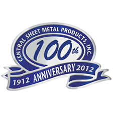 Central Sheet Metal Products, Inc.