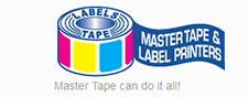 Master Tape & Label Printers in Chicago, IL. Pressure sensitive & digital printed labels & tapes.
