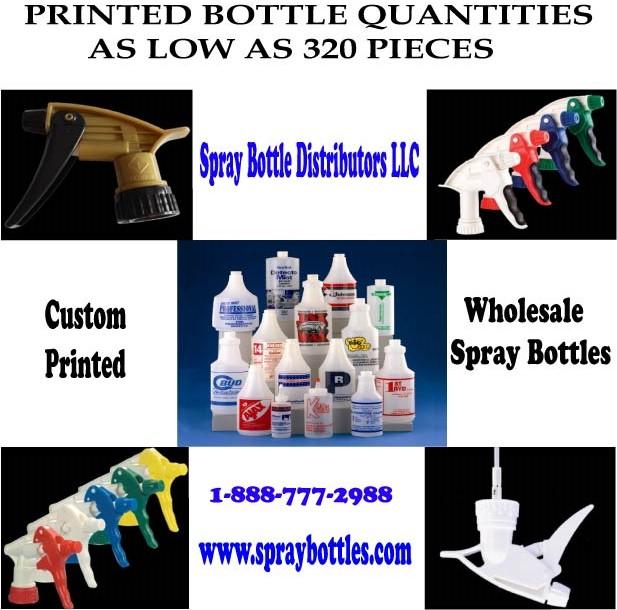 Spray Bottle Distributors LLC - St  Cloud, FL - Plastic Bottles