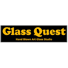 Glass Quest Handblown Art Glass in Stanwood, WA. Hand-blown glass art.