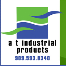 A T Industrial Products in Pomona, CA. Wet dust collectors, wet downdraft tables, environmental control booths & dry cartridge collectors.