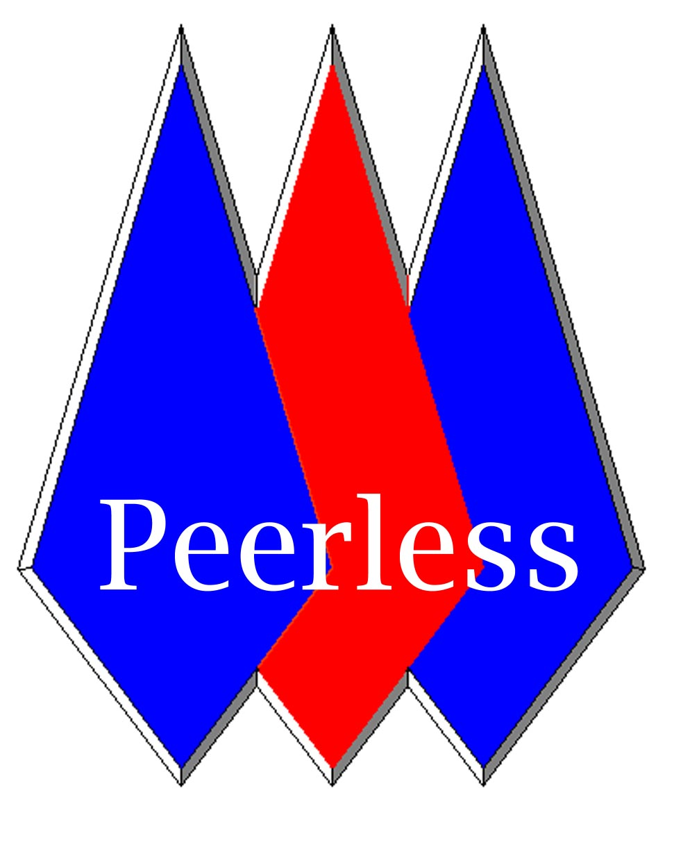 Peerless Industrial Equipment in Oshkosh, WI. Manufacturer & distributor of custom & engineered metal cutting machinery & systems, including band & power hack saws, structural & radial arm drills, plate processing, shears, press brakes, band saw blades & cutting fluids.