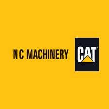 N C MacHinery Co. logo