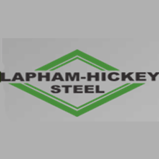 Lapham-Hickey Steel Corp. in Oshkosh, WI. Full-line service center with emphasis on low, medium & high carbon steel products, coil processing, leveling, laser, plasma & oxy-flame cutting, forming, sawing, blasting & stress relieving.