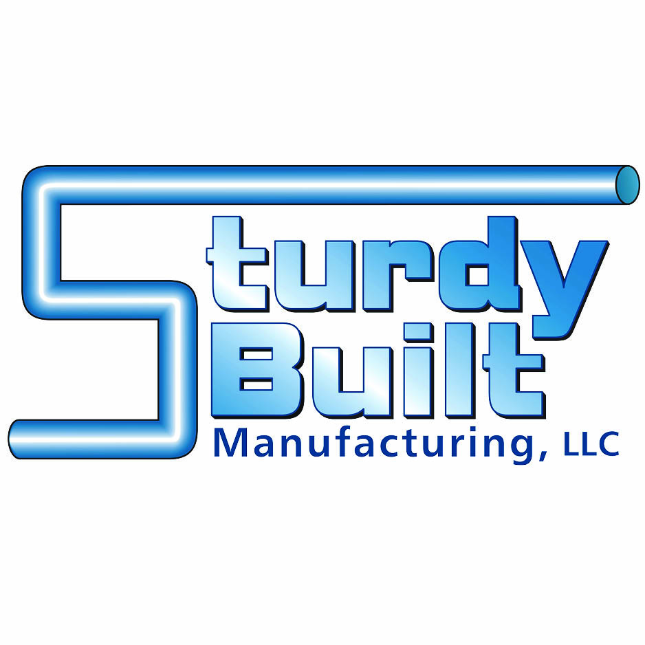 Sturdy Built Manufacturing, LLC in Denver, PA. Precision metal fabrication of dairy barn equipment, including laser cutting, forming, turret punching, machining, tube bending & welding.