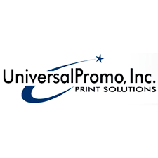 UniversalPromo, Inc. in Rogers, MN. Imprinting, hot stamping & decorative plastics.