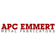 A.P.C. Emmert Mfg. in Marion, IA. Structural steel fabrication.