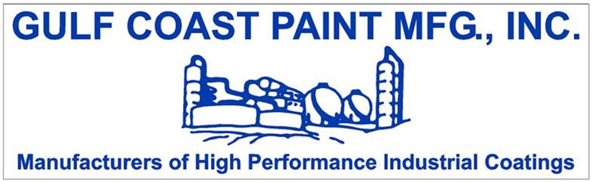 Gulf Coast Paint Mfg., Inc. in Loxley, AL. High-performance industrial coatings, including anti-slip coatings, concrete floor coatings, internal tank linings, manhole rehabilitation, crack & joint repair system, secondary containment & epoxy coatings.