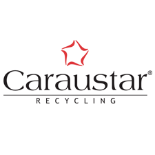 Caraustar Recycling, Inc. in Moraine, OH. Waste paper recycling.