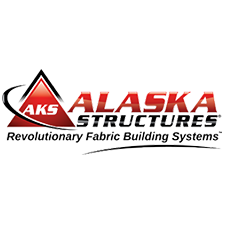 Alaska Structures, Inc. in Anchorage, AK. 8-feet wide to 150-feet wide fabric buildings for commercial & military applications.