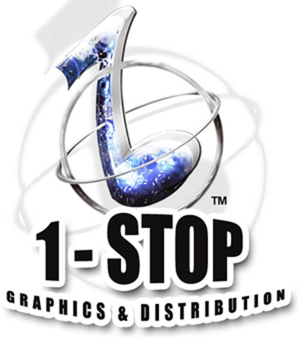 1 Stop Graphics & Distribution in Houston, TX. CD & DVD duplication, t-shirt, cap & banner screen printing & graphic design.