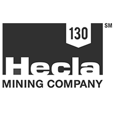 Hecla Mining Company in Coeur d'Alene, ID. Silver & gold mining.