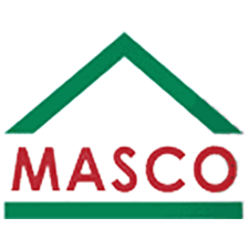 Masons Supply Co. in Ridgefield, WA. Steel components for concrete forming.