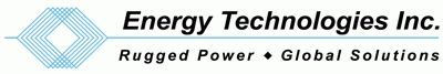 Energy Technologies, Inc. in Mansfield, OH. Uninterruptible power supplies, power units & rugged computer products.