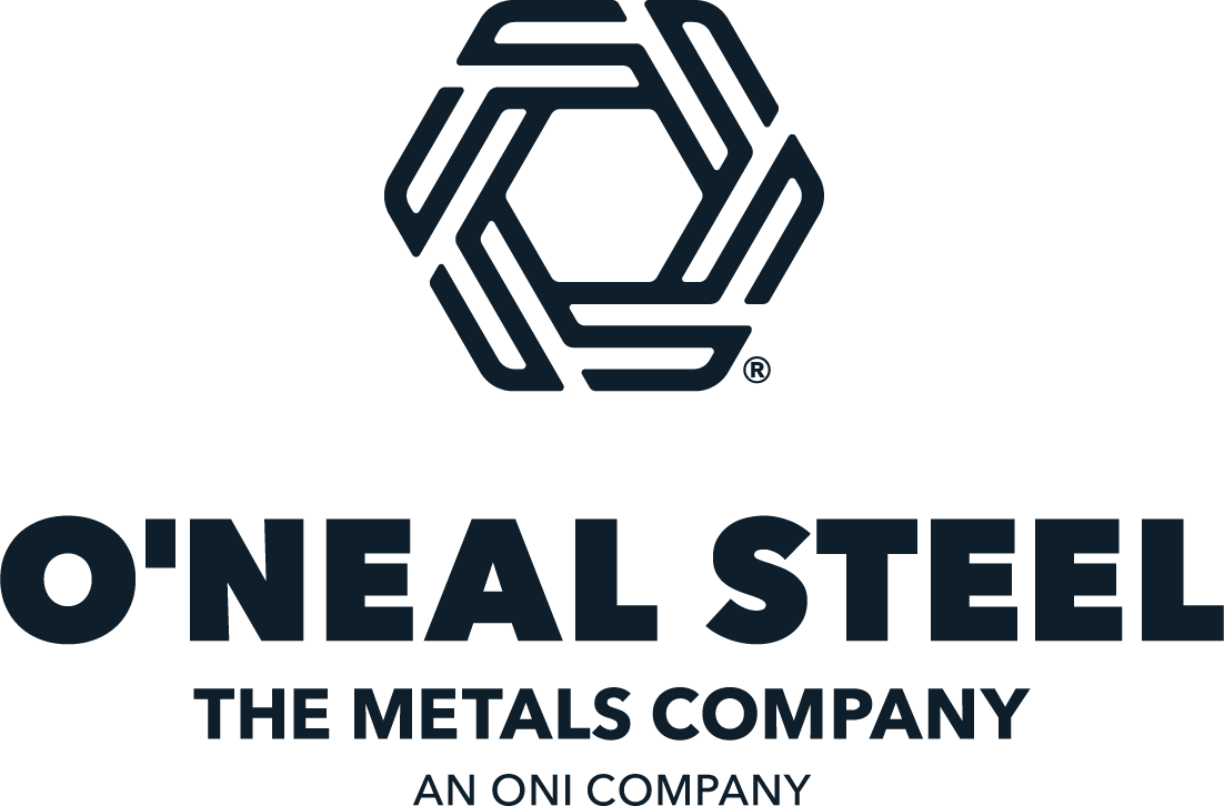 O'Neal Steel, Inc. in Birmingham, AL. Corporate headquarters & metal service center, including steel, aluminum & stainless steel products, shearing, burning, saw cutting & laser cutting & forming.