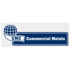 Commercial Metals Co. in Birmingham, AL. Structural angles & channels & flat, round, square & reinforcing bars.