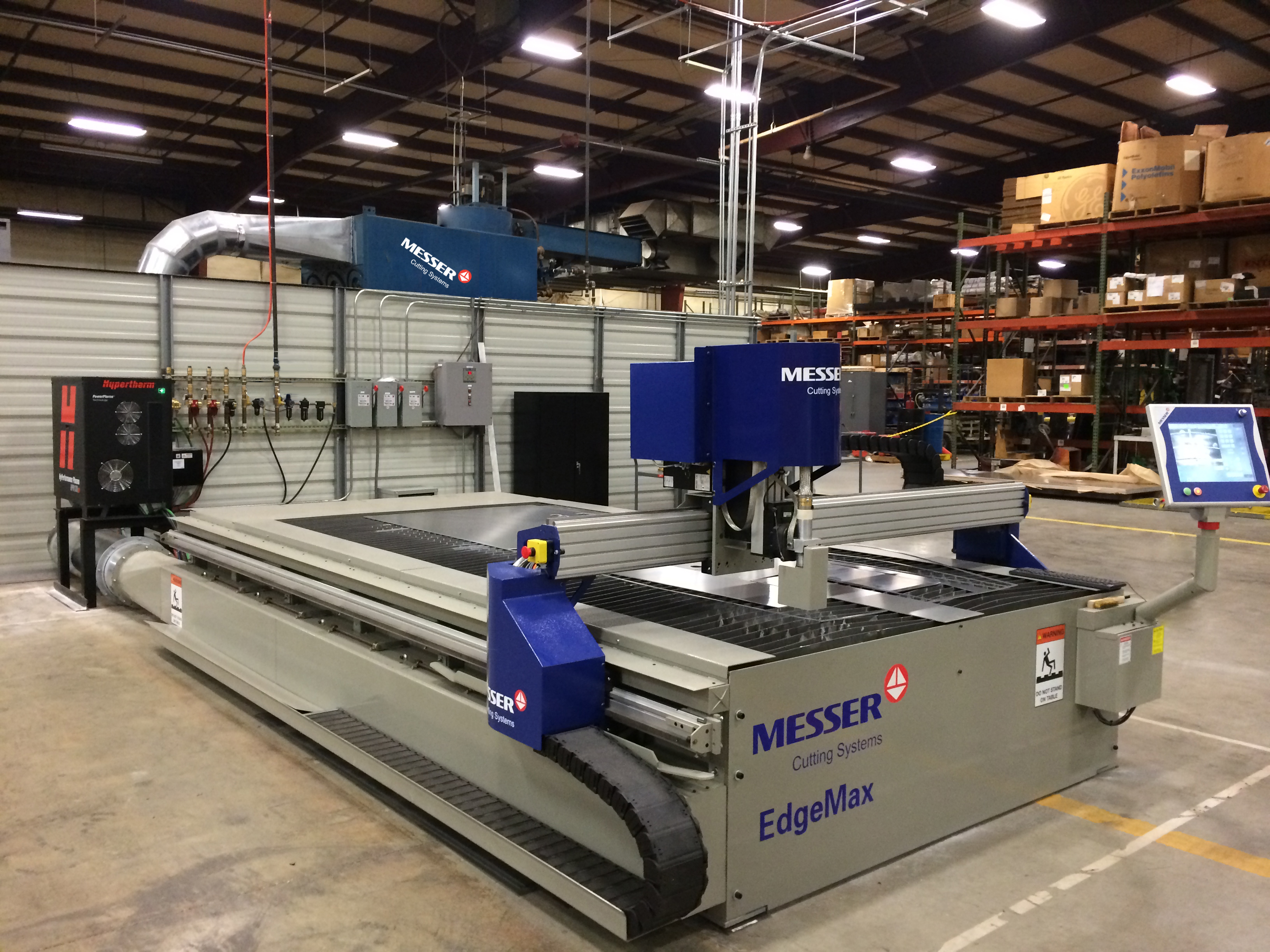Messer Cutting Systems, Inc.